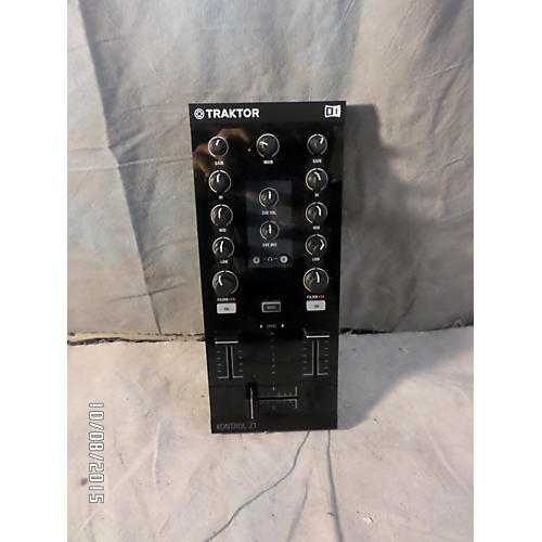 Native Instruments KONTROL Z1 DJ Controller