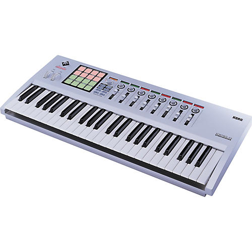 Korg KONTROL49 49-Key MIDI/USB Controller-thumbnail