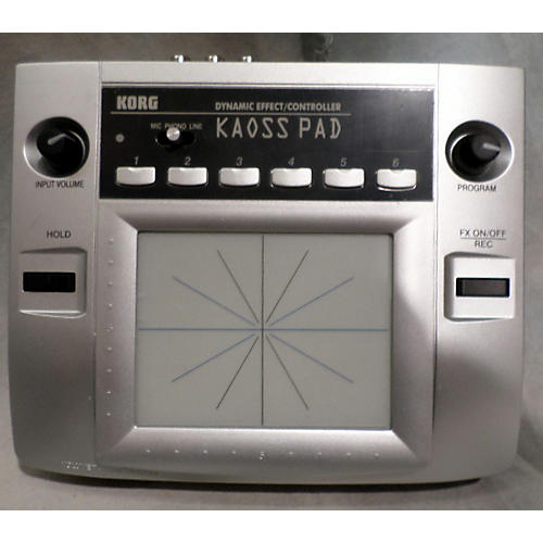 Korg KP1 KAOSS PAD Multi Effects Processor-thumbnail