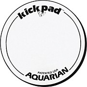Aquarian KP1 Kick Drum Pad Single