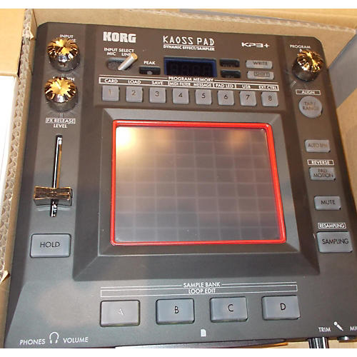 Korg KP3 Multi Effects Processor