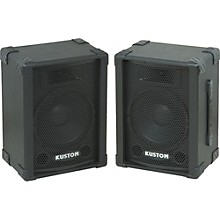 "Kustom PA KPC10 10"" PA Speaker Cabinet with Horn Pair"