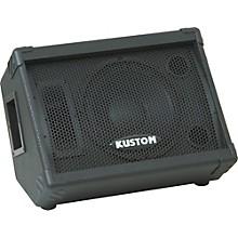 """Kustom PA KPC10M 10"""" Monitor Speaker Cabinet with Horn"""