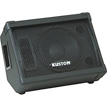 "Kustom PA KPC10M 10"" Monitor Speaker Cabinet with Horn"