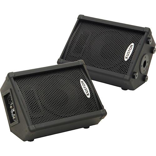 Kustom PA KPC10MP Powered Speaker Pair
