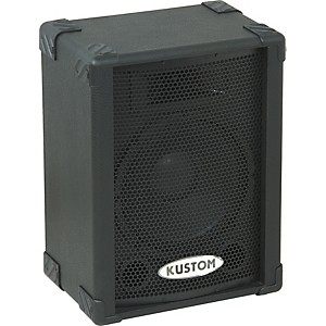 Kustom KPC10P 10 inch Powered PA Speaker by Kustom