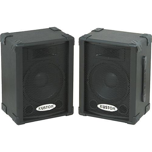 Kustom PA KPC10P Powered Speaker Pair