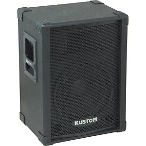 Kustom PA KPC12 12 inch PA Speaker Cabinet with Horn by