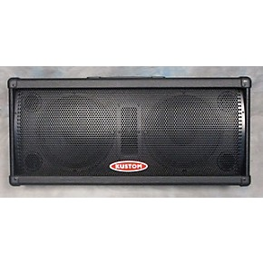 used kustom pa kpm210 powered speaker guitar center. Black Bedroom Furniture Sets. Home Design Ideas