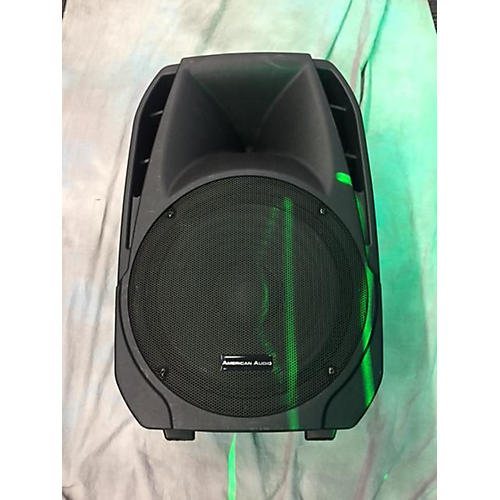 used american audio kpow 15a powered speaker guitar center. Black Bedroom Furniture Sets. Home Design Ideas