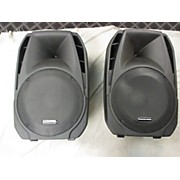 American Audio KPOW15A PAIR Powered Speaker
