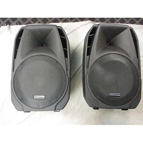 American Audio KPOW15A PAIR Powered Speaker-thumbnail