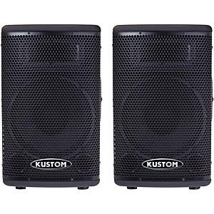 Kustom PA KPX110 10 inch Passive Speaker Pair by Kustom PA