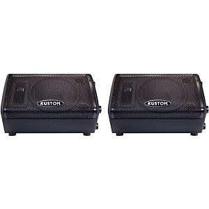 Kustom PA KPX110M 10 inch Passive Monitor Pair by Kustom PA