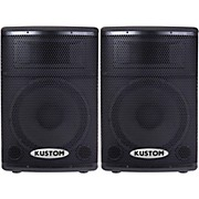"Kustom PA KPX112P 12"" Powered Speaker Pair"