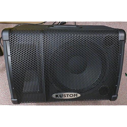 Kustom PA KPX112PA Powered Monitor