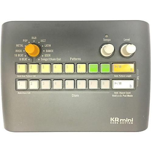 kr mini drum machine