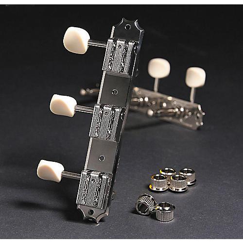 Kluson KR3 Keystone Guitar Tuning Machines - 3 On a Rail-thumbnail