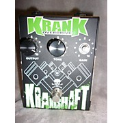 Krank KRANKSHAFT Effect Pedal