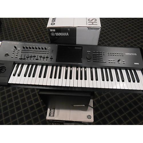 Korg Kronos Workstation Keyboard : used korg kronos 61 keyboard workstation guitar center ~ Hamham.info Haus und Dekorationen
