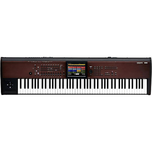 Korg KRONOS with New Light Touch 88-Note Action and Lighter Body-thumbnail
