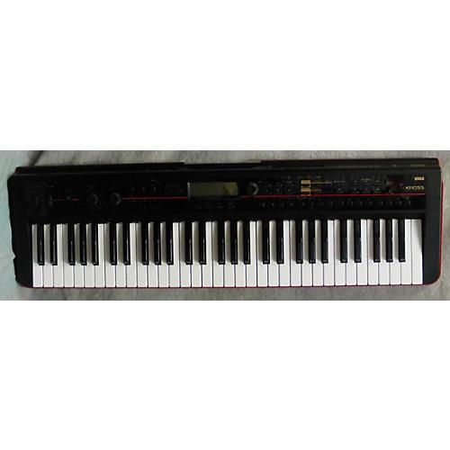 Korg KROSS 61 Portable Keyboard-thumbnail