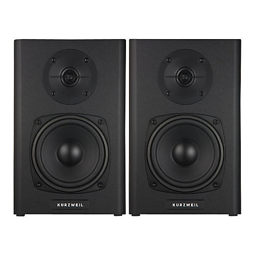 Kurzweil KS-40A Powered Studio Monitor 4