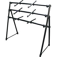 On-Stage Stands KS-7903 3-Tier A-Frame Keyboard Stand