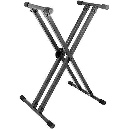 On-Stage Stands KS8291 Heavy-Duty Deluxe X ERGO-LOK Keyboard Stand-thumbnail