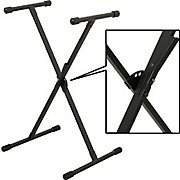 On-Stage Stands KS8390X Standard Keyboard Stand