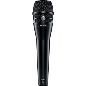 Shure KSM8 Dualdyne Dynamic Handheld Vocal Microphone by Shure
