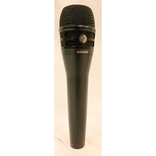 used shure ksm8 dynamic microphone guitar center. Black Bedroom Furniture Sets. Home Design Ideas