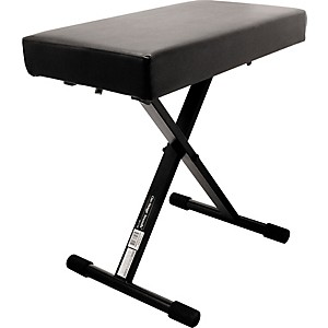 On-Stage Stands KT7800+ Keyboard Bench by On Stage Stands