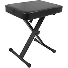 On-Stage Stands KT7800 Small Keyboard Bench