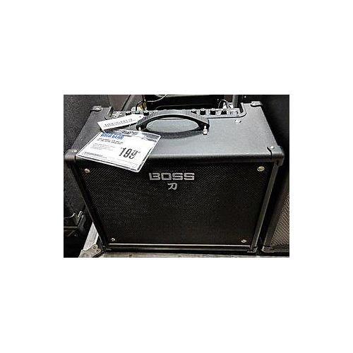 used boss ktn 50 katana 50 guitar combo amp guitar center. Black Bedroom Furniture Sets. Home Design Ideas