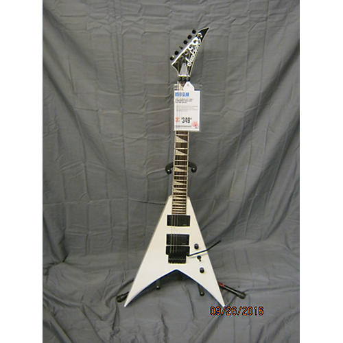 Jackson KVXT King V Solid Body Electric Guitar Alpine White