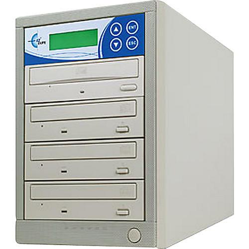 EZ Dupe KW Series 3-Target CD+G Duplicator