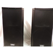 QSC KW152 15In 2-Way Pair With ProX Tour Case Powered Speaker