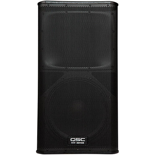 QSC KW152 Active Loudspeaker 1000 Watt 15 Inch 2 Way-thumbnail
