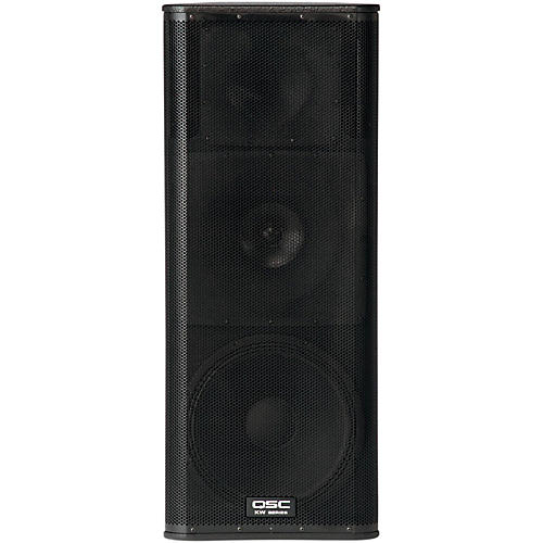 QSC KW153 Active Loudspeaker 1000 Watt 15 Inch 3 Way