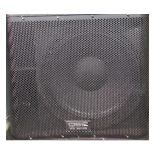 QSC KW181 1000W Powered Subwoofer-thumbnail