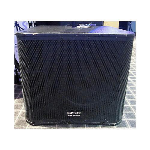 QSC KW181 Powered Subwoofer-thumbnail