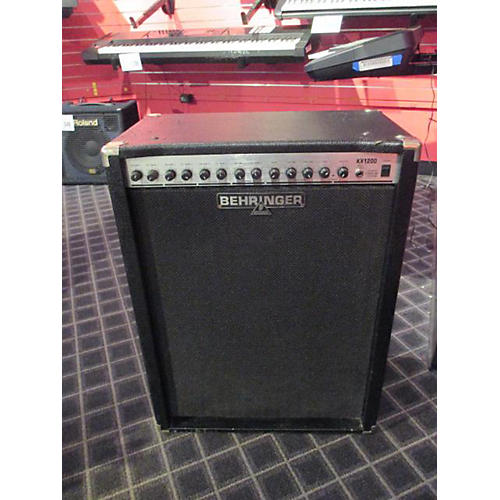 used behringer kx1200 keyboard amp guitar center. Black Bedroom Furniture Sets. Home Design Ideas