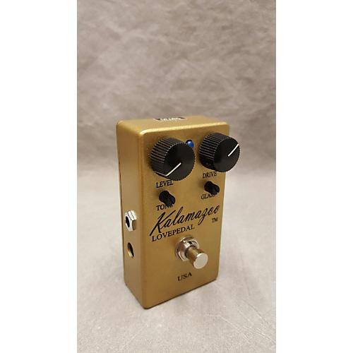 Lovepedal Kalamazoo Gold Effect Pedal-thumbnail