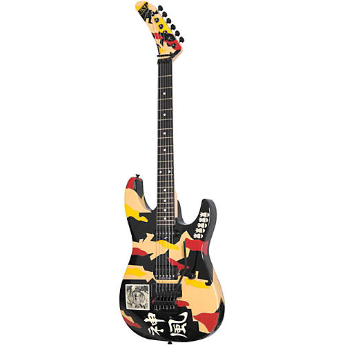 ESP Kamikaze-1 George Lynch Signature Series Electric Guitar