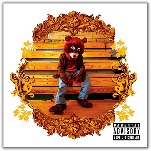 Universal Music Group Kanye West - The College Dropout Vinyl LP-thumbnail