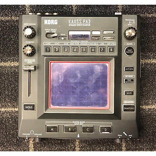 Korg Kaoss Pad 3 Production Controller