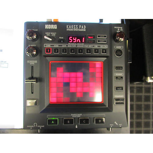 Korg Kaoss Pad Multi Effects Processor-thumbnail