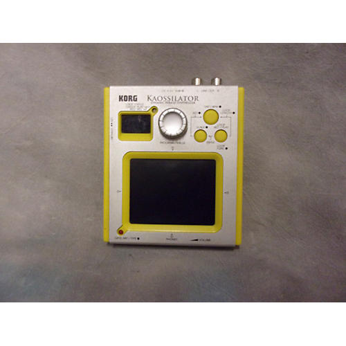 Korg Kaossilator K01 Synthesizer