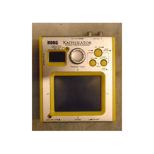 Korg Kaossilator KO-1 Synthesizer-thumbnail